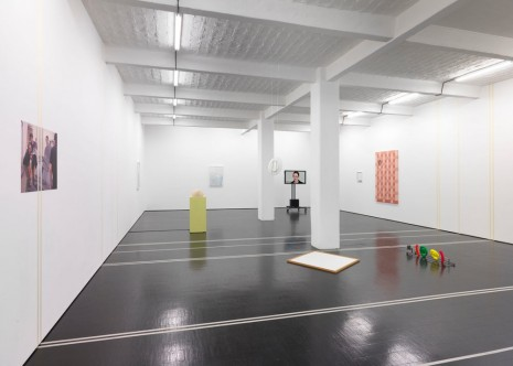 Antoine Catala, Melanie Gilligan, Matt Keegan, Karin Schneider, Abraham Adams..., No Games Inside the Labyrinth, Galerie Barbara Weiss