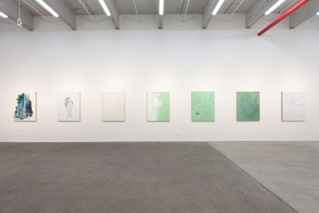 Eric Wesley, Daily Progress Status Reports, Bortolami Gallery