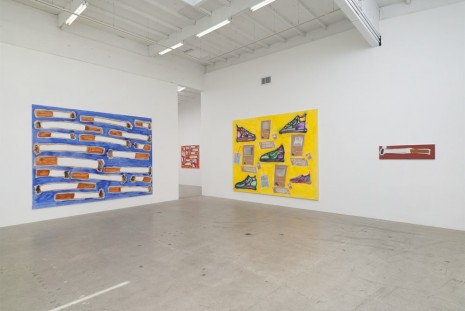 Katherine Bernhardt, Doritos and Diet Coke, China Art Objects Galleries