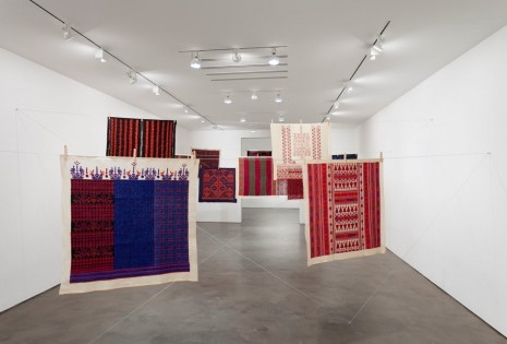 Mona Hatoum, Twelve Windows, Alexander and Bonin