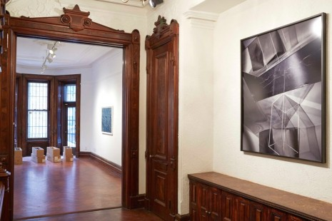 Group show, The Material Image, Marianne Boesky Gallery