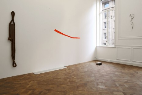 Group show, Petals on the Wind, Galerie Micheline Szwajcer (closed)