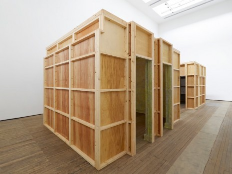 Do Ho Suh, Drawings, Lehmann Maupin