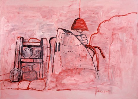 Philip Guston, Late Paintings, Peder Lund