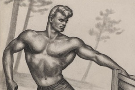 Tom of Finland, Early Work 1944 - 1972, David Kordansky Gallery