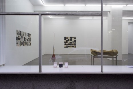 Group show, Doris Tsangaris and Meuser, Meyer Riegger