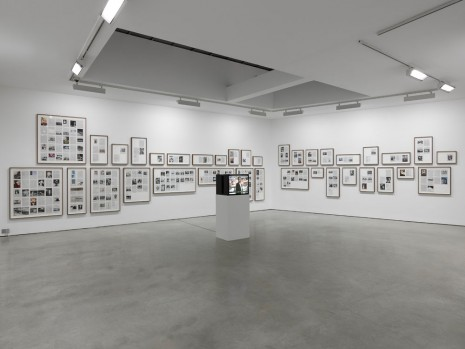 Group show, Cross Section of a Revolution, Lisson Gallery
