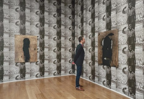 Rashid Johnson, Smile, Hauser & Wirth