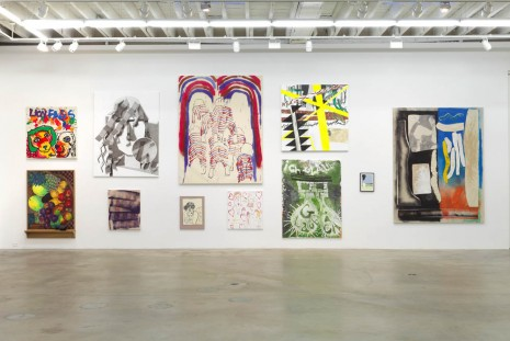 Group show, Call and Response, Gavin Brown's enterprise