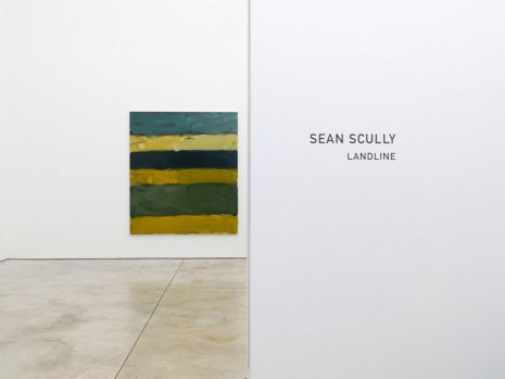 Sean Scully, Landline, Cheim & Read