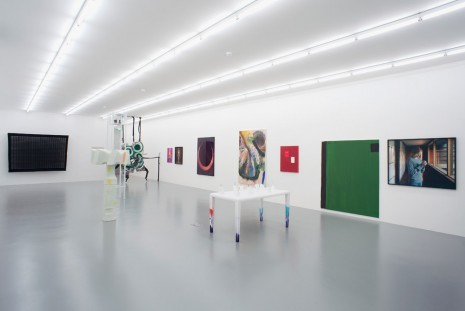 Franz Ackermann, Atelier Van Lieshout, Trisha Baga, Rosa Barba, Will Benedict..., YES WE'RE OPEN, Giò Marconi
