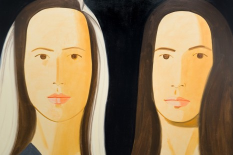 Alex Katz, Black Paintings, Timothy Taylor