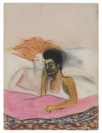 Alice Neel, Drawings and Watercolors 1927–1978, David Zwirner