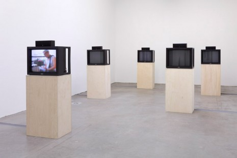 Rirkrit Tiravanija, untitled 2014 (KH reads), Gavin Brown's enterprise