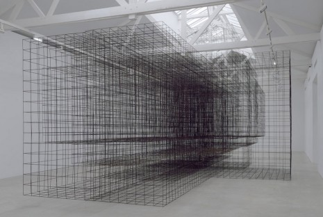 Antony Gormley, Second Body, Galerie Thaddaeus Ropac