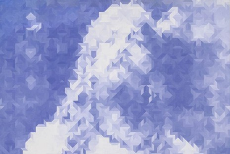 Group show, The Painter of Modern Life, Anton Kern Gallery