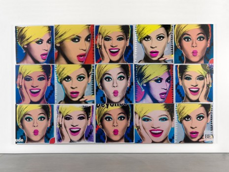 Jonathan Horowitz, 304.8cm Paintings, Sadie Coles HQ
