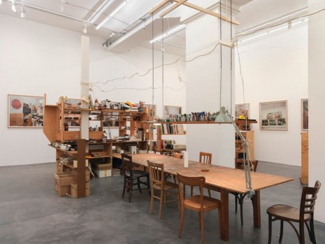 Group show, Roth Bar & Studio, Hauser & Wirth