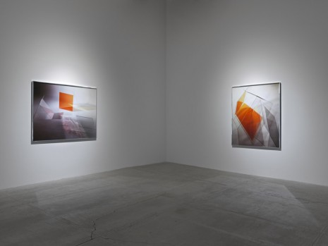 Barbara Kasten, SET MOTION, Bortolami Gallery
