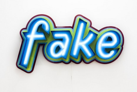 Group show, Fake, Exile