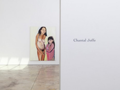 Chantal Joffe, Night Self-Portraits, Cheim & Read