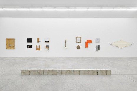 Group show, Construction / Destruction, Almine Rech Gallery