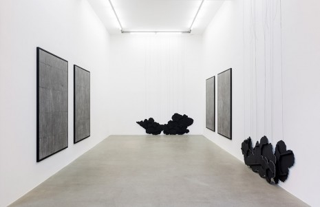 Latifa Echakhch, there's tears, kaufmann repetto