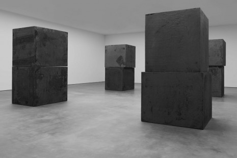 Richard Serra, Equal, David Zwirner