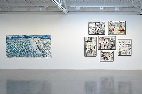 Raymond Pettibon, Desire in Pursuyt of the Whole, Regen Projects