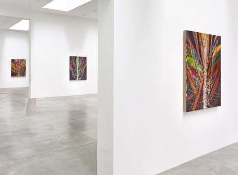 Mark Grotjahn, Fifteen Paintings, Blum & Poe