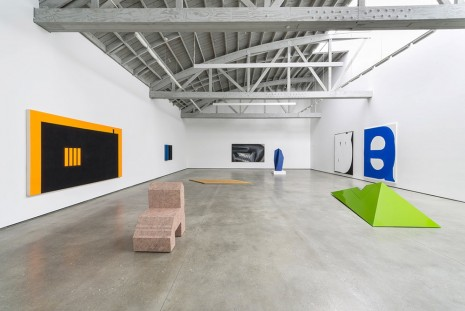 Richard Artschwager, Tauba Auerbach, Will Boone, Jeff Elrod, Robert Grosvenor..., Flat World, David Kordansky Gallery