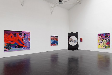 Mira Dancy, Want Position // Red, galerie hussenot