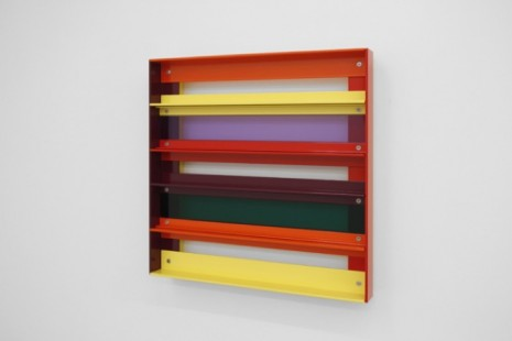 Liam Gillick, Sit on the Machine, Galerie Micheline Szwajcer (closed)