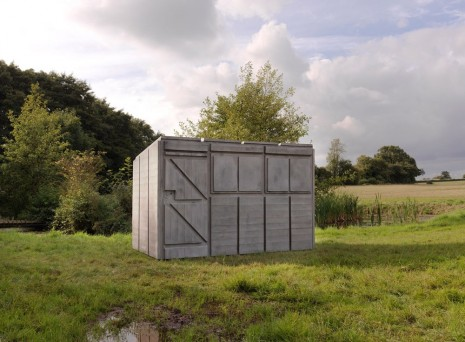 Rachel Whiteread, Looking Out, Luhring Augustine