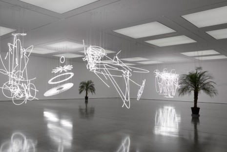 Cerith Wyn Evans, , White Cube