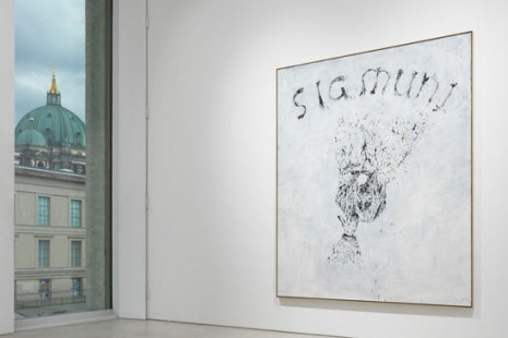 Georg Baselitz, Sigmund's Cave, Contemporary Fine Arts - CFA