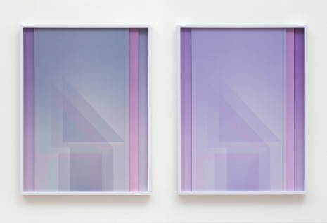 Sara VanDerBeek, Electric Prisms, Concrete Forms, The Approach