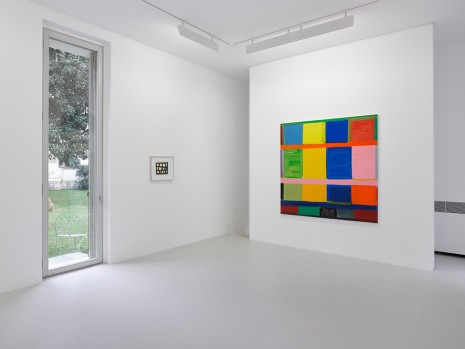 Stanley Whitney, Paintings, Lisson Gallery