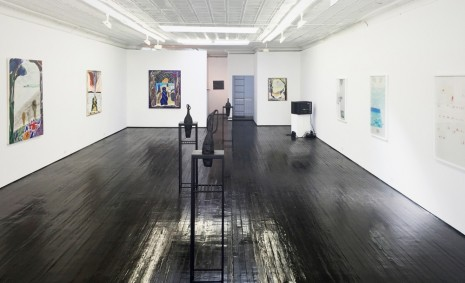 Group show, Finestra Aperta, Jack Hanley Gallery
