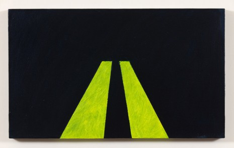 Mary Heilmann, Geometrics: Waves, Roads, Etc., 303 Gallery