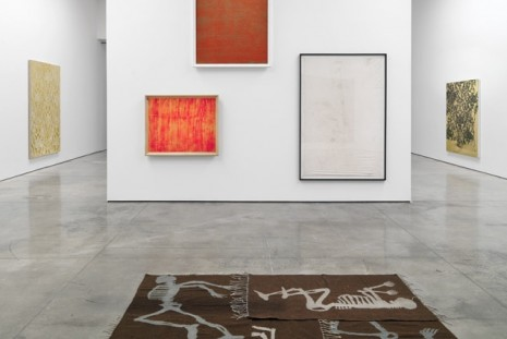Alighiero Boetti, Mona Hatoum, Sergej Jensen, Mike Kelley, William Morris..., Losing the Compass, White Cube