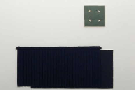 Tom Burr, Promiscuous Pleats, Galleria Franco Noero