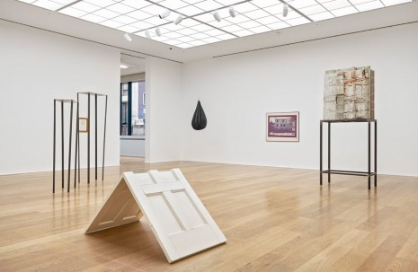 Group show, Maisons Fragiles, Hauser & Wirth