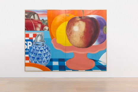 Tom Wesselmann, Collages 1959-1964, David Zwirner