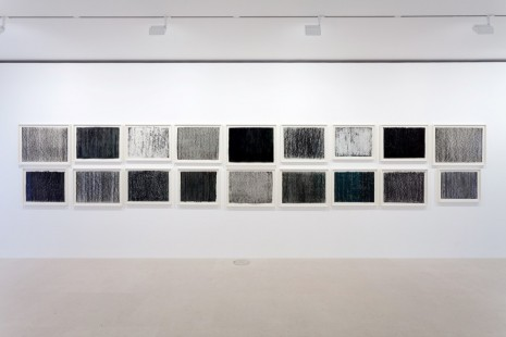 Richard Serra, Ramble Drawings, Gagosian