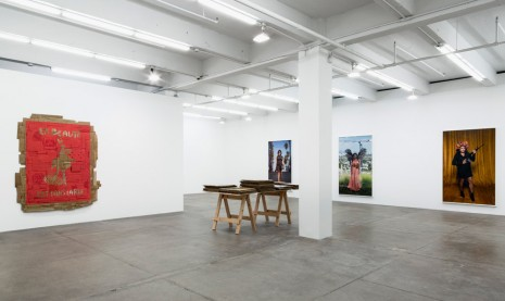 Andrea Bowers, Whose Feminism Is It Anyway?, Andrew Kreps Gallery