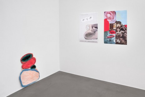 Thomas Bayrle, Julia Benjamin, Allison Katz, Bodys Isek Kingelez..., Sex and the City, Croy Nielsen
