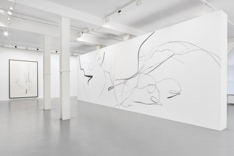 Albert Oehlen, Works on Paper, Galerie Max Hetzler