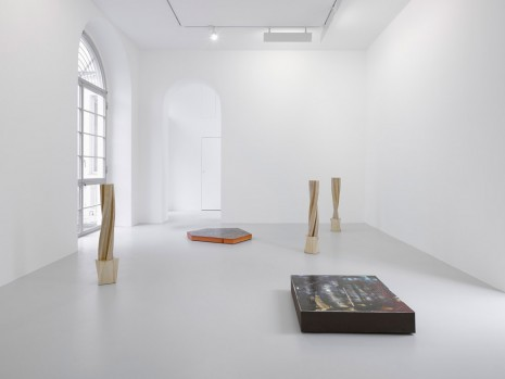 Richard Deacon, Flat Earth, Lisson Gallery