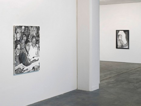 Maya Bloch, Life goes on without me, Galerie Guido W. Baudach